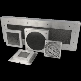 9500 - Akyti vėdinimo plokštės
