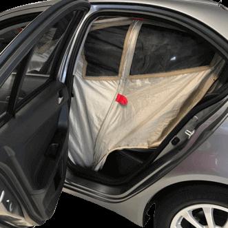 Automobilių ekranavimas (taip pat Jammers)