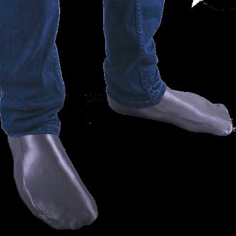 ekranavimas kojinės